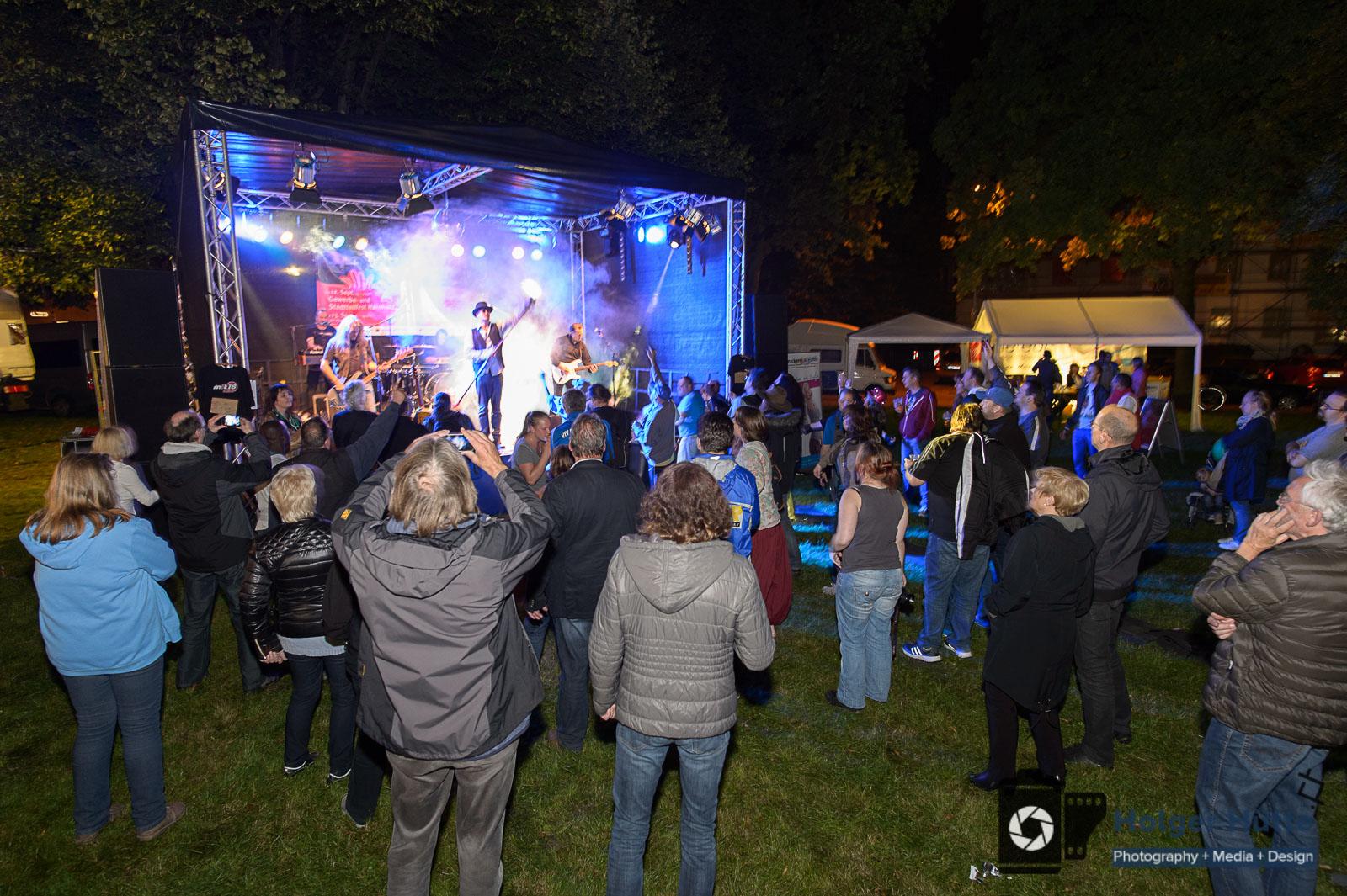 Gewerbefest 2015